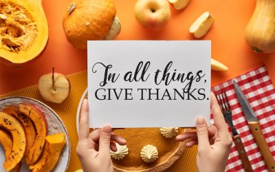 Cultivating Gratitude for Thanksgiving 2020 in Los Angeles