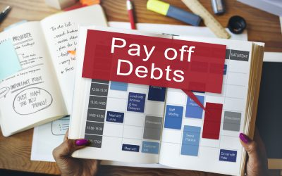 Paying Off Debt by  Pronto Income Tax Team